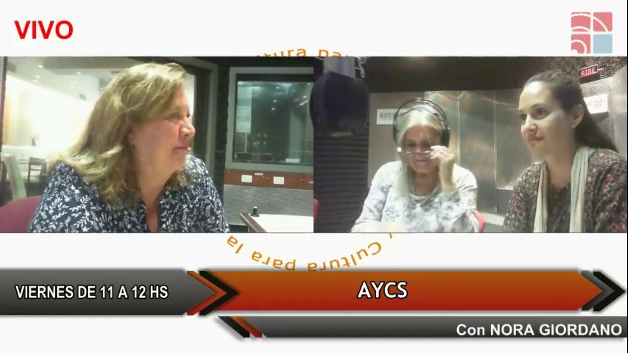AyCS: Fundación ACCERVIL - 13.04.18