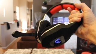 Video The Best Wireless PS3 Gaming Headphones!! download MP3, 3GP, MP4, WEBM, AVI, FLV Juni 2018