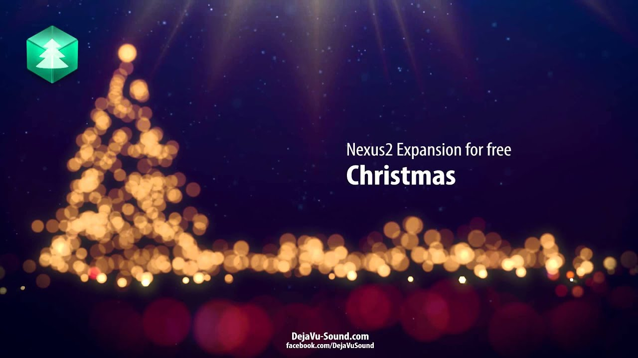 refx nexus² - christmas (xmas free expansion) - youtube