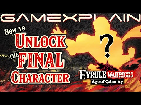 Age Of Calamity How To Unlock Calamity Ganon In Hyrule Warriors