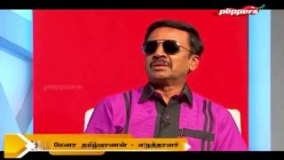 Padithathil Pidithathu - Lena Tamilvaanan   Interview   படித்ததில் பிடித்தது
