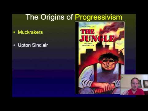 The Origins of Progressivism (Main)