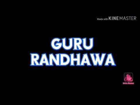 GURU RANDHAWA |STEP BY STEP | SKETCH |DOWNTOWN by KAMMY SINGH ARTS