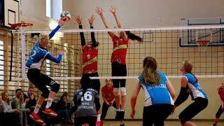 III liga seniorek: Nike Ostrołęka - Esperanto Warszawa