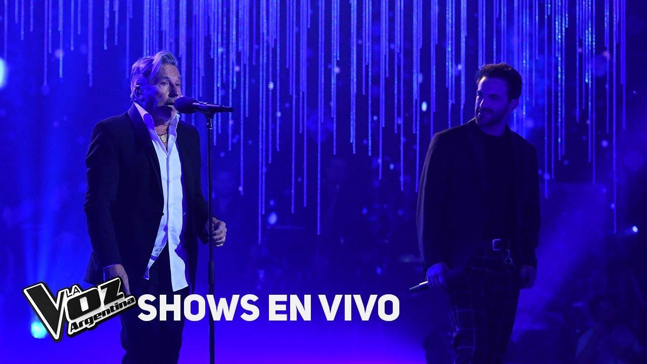 """Montaner y Braulio cantan """"Tan enamorado"""" - La Voz Argentina 2018"""