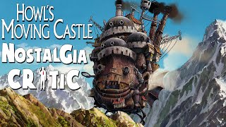 Disneycember: Howl's Moving Castle (rus vo G-NighT) / Nostalgia Critic: Ходячий замок