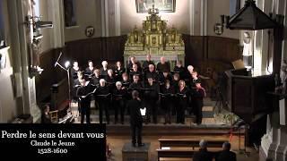 Perdre le sens - Claude Le Jeune - Chorale A Croches Chœur en Isère