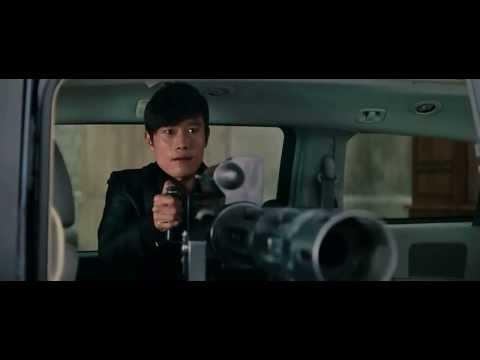Red 2 Movie Minigun vs Bruce Willis (HUN-Magyar) 720p