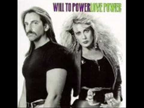 Will To Power - Somebody told me mp3