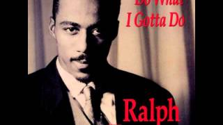 Ralph Tresvant - Do What I Gotta Do (Sensitive & Stone Cold)