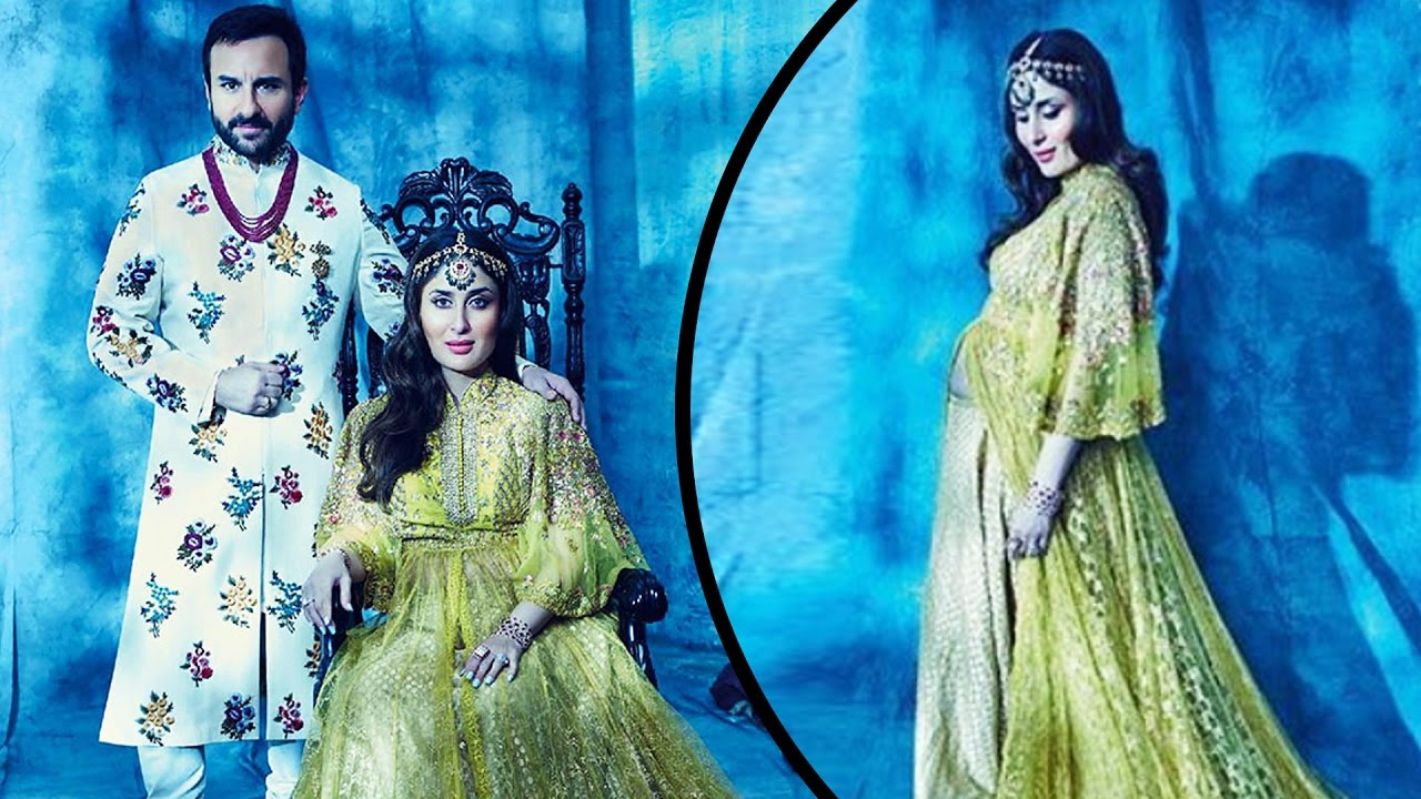 Stunning 3 Idiots Kareena Kapoor Wedding Outfit Gallery - Wedding ...