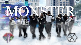 [KPOP IN PUBLIC NYC] EXO (엑소) - MONSTER | DANCE COVER | NOT …