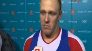 Олимпийский дневник. Штанга 94 кг. Мужчины.
