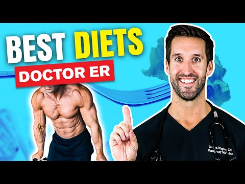Which Diets Actually Work? Keto, Paleo, Atkins? Best Diets 2020 | Medical Questions with Doctor ER