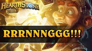RRRNNNGGG - DRUID -  Hearthstone Dungeon Run