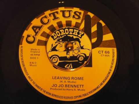 Jo Jo Bennett - Leaving Rome