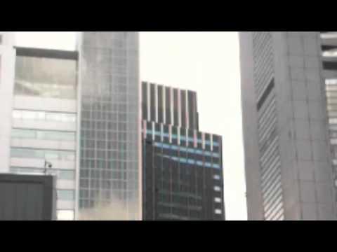 High-Rise Buildings Sway in Tokyo