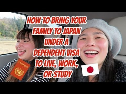 How to Bring Your Family to Japan With a Dependent Visa