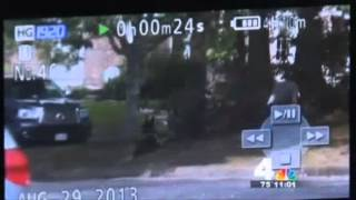 Unarmed man shot to death by police when he did not exit his property on command