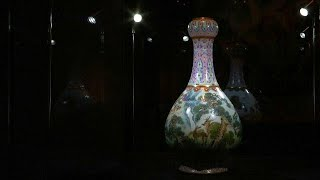 Vase found in a shoebox sells for 16 million euros