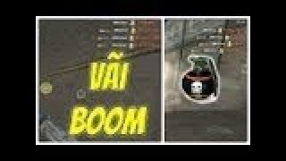 Tổng hợp lại các pha ném boom siêu hài của 2 youtuber Tiền ZombieV4 và Rùa Ngáo