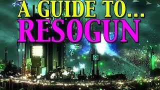 RESOGUN - A GUIDE TO THE BEST NEXT-GEN PS4 GAME