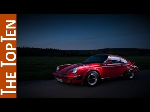 The Top Ten Best Porsches of All Time
