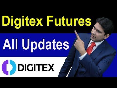 Digitex Futures/Digitex Token All Updates in Hindi - 동영상