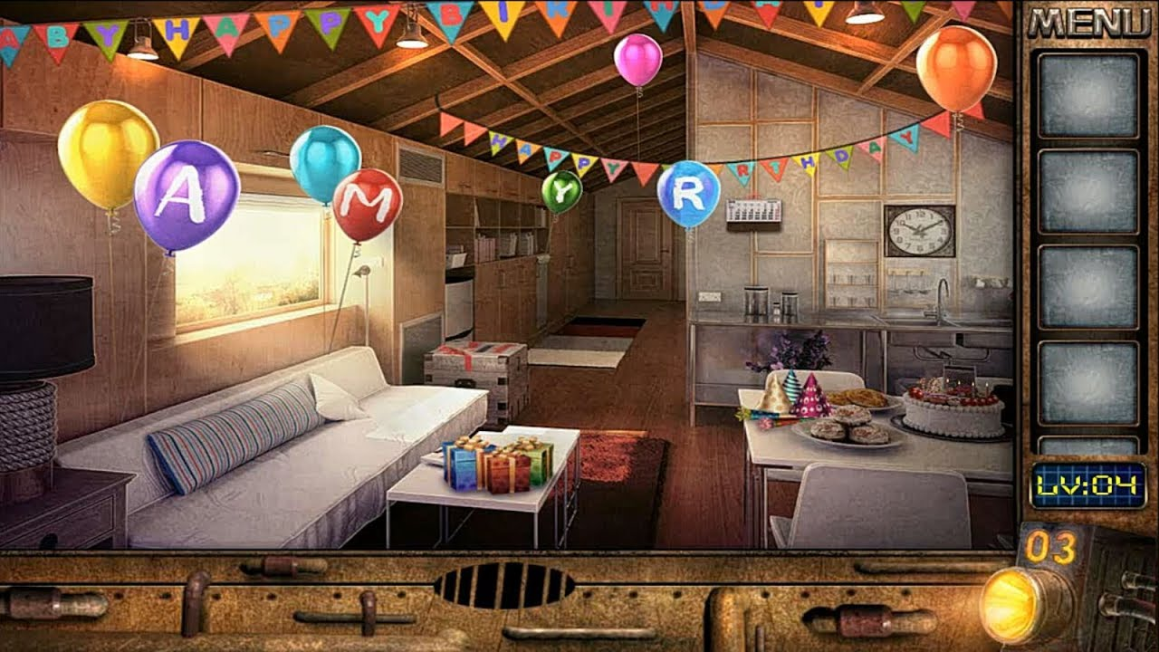 Can You Escape The 100 Room 4 Level 16 Urban Home Interior