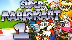 Let's Play Super Mario Kart Part 1: Ein teuflisch schweres Spiel