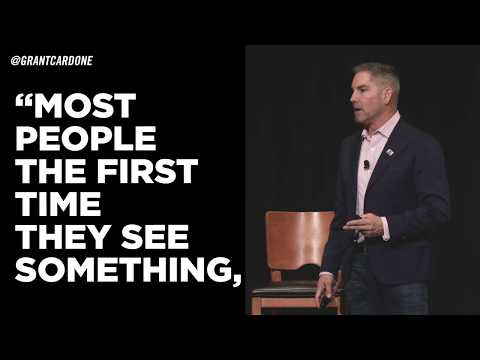 Proof that Information is NOT Knowledge- Grant Cardone