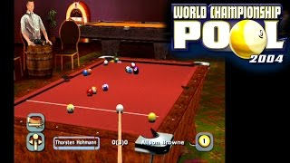 World Championship Pool 2004 ... (PS2)