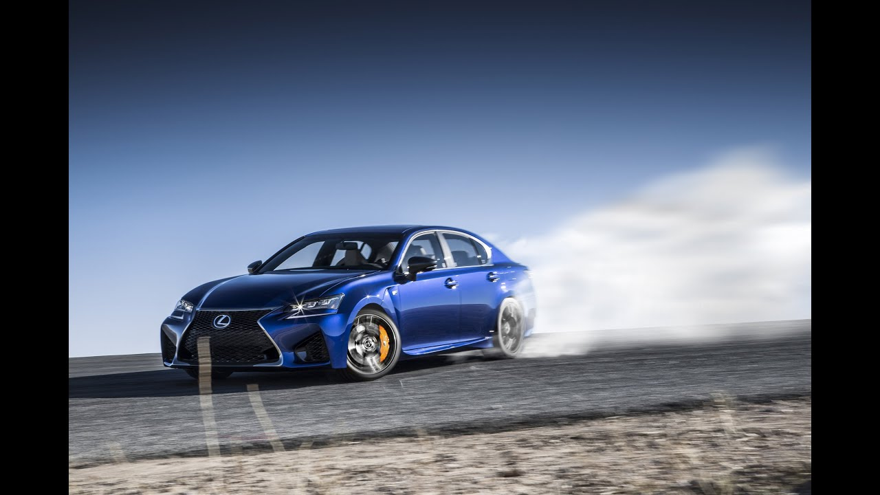 2016 Lexus Gs F Youtube