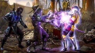 Mortal Kombat 11 Noob Saibot Gameplay Walkthrough (MK 11)
