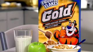 "Kelloggs Frosted Flakes ""Golden Moments"" 30"