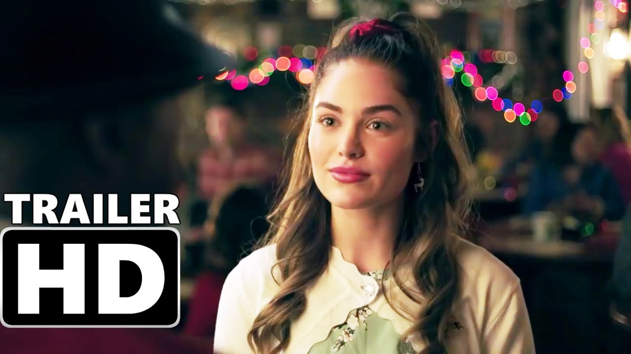 A Snow White Christmas.A Snow White Christmas Official Trailer 2018 Romance Movie