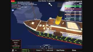 ROBLOX LETS PLAY S.2: Episode 5 - The titanic