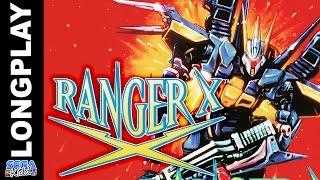 Ranger X [Genesis/Mega Drive Longplay] - SEGA Kidd