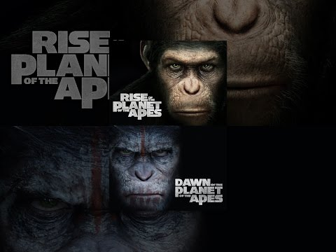 Rise of the Planet of the Apes + Dawn of the Planet of the Apes Double Feature Mp3