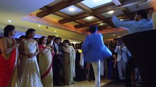 Punjabi Wedding Entrance - Pure Bhangra Style
