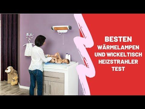die-besten-wärmelampen-und-wickeltisch-heizstrahler-test-2020