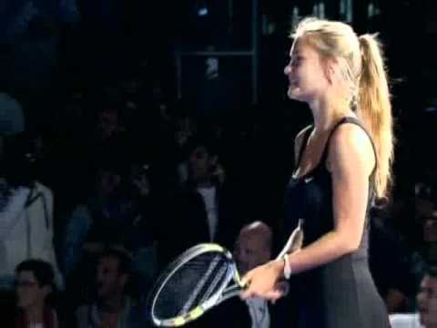 "Bar Refaeli - Nike ""Primetime Knockout"" Tennis Event"