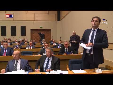 Duel u NSRS  Govedarica - Dodik