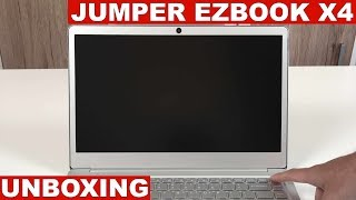 Jumper EZBook X4 Unboxing & Teardown