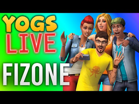 The Sims 4 - EATING OUT w/ FiZone - 12th June 2016