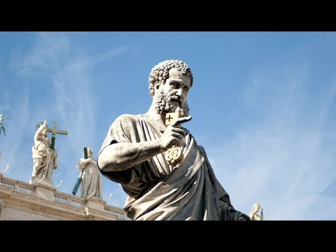 Ancient mystery solved! Bones of St. Peter found in surprising place HD