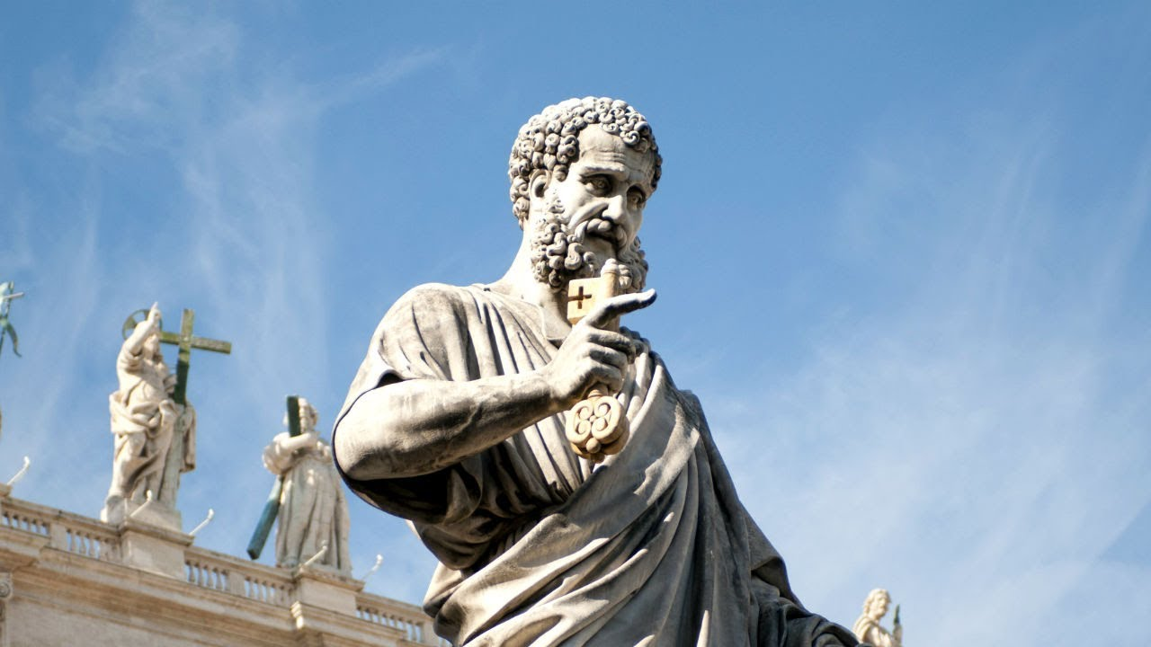 Ancient mystery solved! Bones of St  Peter found in surprising place HD