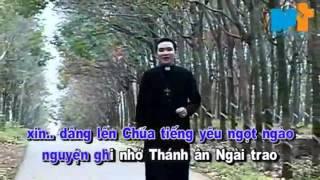 Karaoke Khúc Cảm Tạ - L.m Nguyễn Sang - Karaoke Thánh Ca