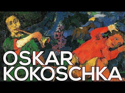 Oskar Kokoschka: A collection of 89 works (HD)