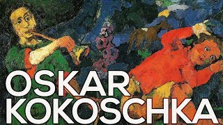 Oskar Kokoschka: A collection of 89 works (HD)